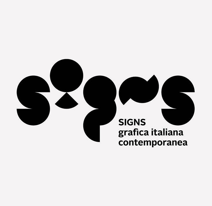 Signs grafica italiana contemporanea